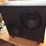 JTAR custom shop cabinet box 212 2x12 speaker eminence legend