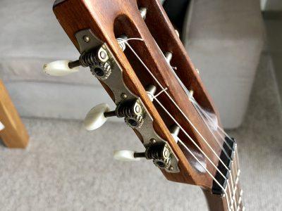 Höfner Vintage Konzertgitarre JTAR restauriert